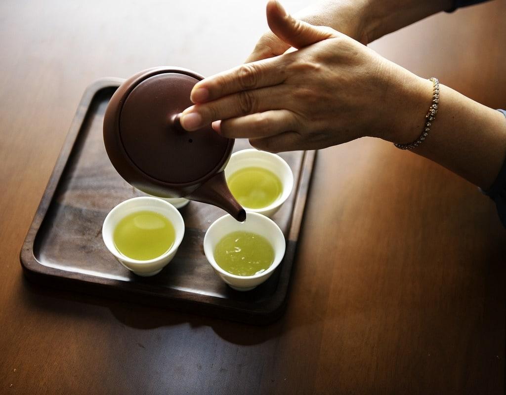 Découvrez notre salon de thé